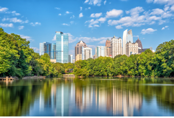 atlanta skyline - Relocating To Atlanta? Check Out These Quintessential Summer Activities